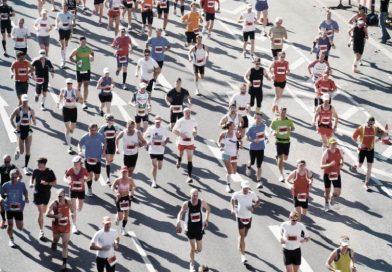Marathon mit Diabetes