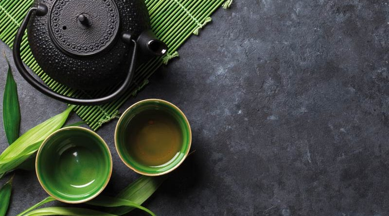 Grüner Tee wirkt!